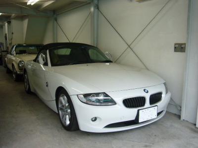 BMW Z4 2.2i ロマンティック